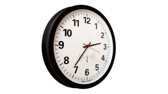Analog Ethernet NTP-klocka