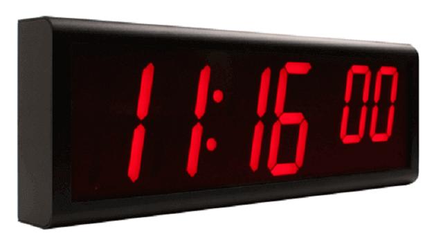 Ethernet NTP Clock
